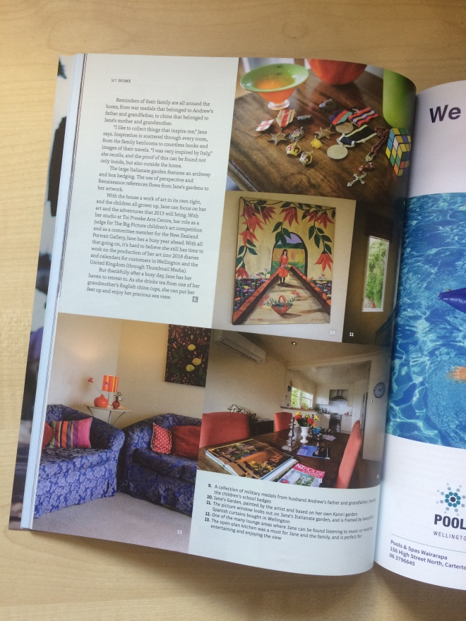 P52-53 of March 2015 FishHead Magazine.